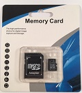 Memory Card - Micro SDHC 64GB  Class 10 UHS incl.Adapter